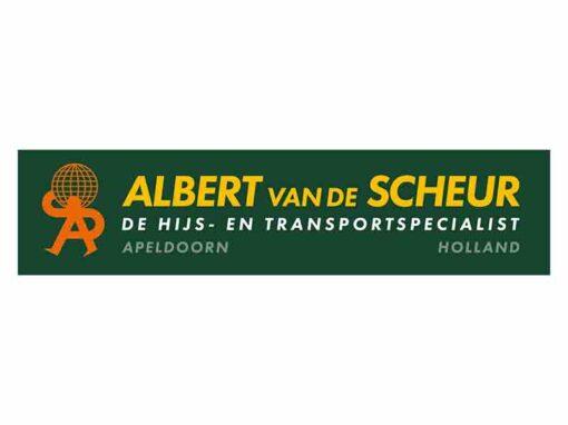 Albert van de Scheur